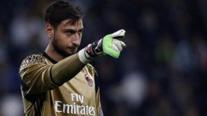 Donnarumma menyatakan kecintaannya kepada Milan