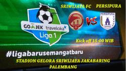 Prediksi Sriwijaya FC vs Persipura