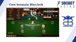 Panduan Bermain BlackJack Classic Games SBOBET