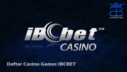 Daftar Casino Games IBCBET