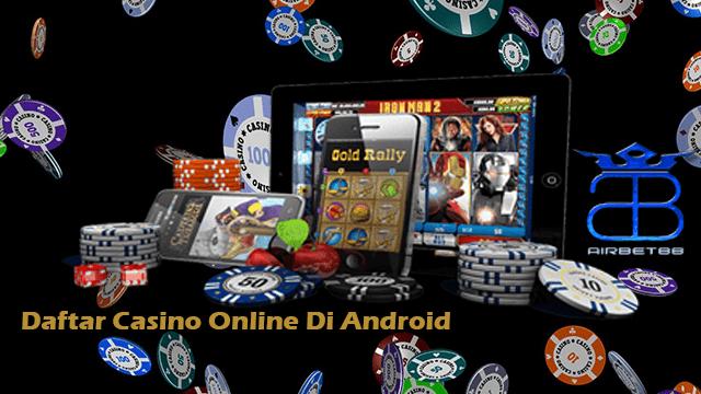 casino online untuk android